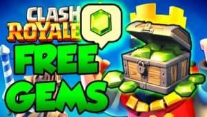 free gems cr